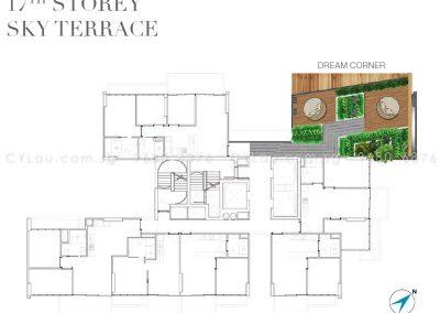 6 derbyshire site plan level 17