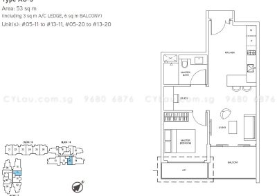 junction nine residences 1 study