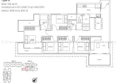 junction nine residences 5-bedroom