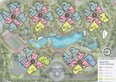 lakeville site plan