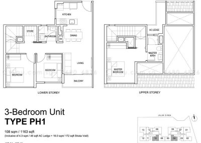 singa hills 3-bedroom penthouse ph1