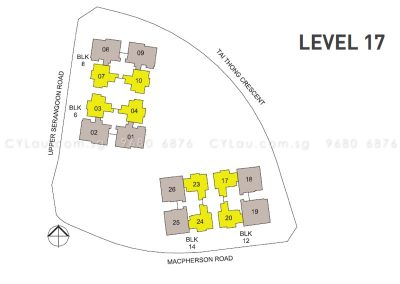 the venue residences storey 17