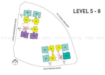 the venue residences storey 5