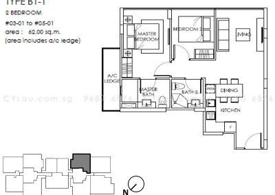 the-citron-2-bedroom-b1-1