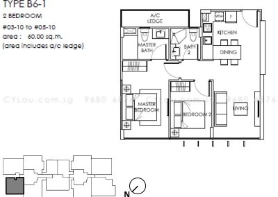 the-citron-2-bedroom-b6-1