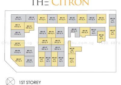 the-citron-site-plan-commercial-units