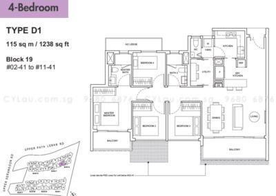 forest-woods-4-bedroom-d1