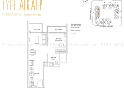 the-alps-residences-1-bedroom