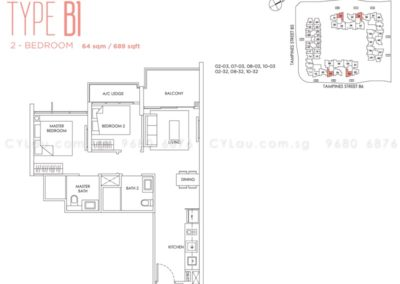 the-alps-residences-2-bedroom-b1