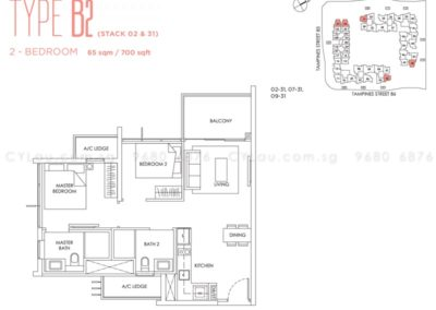 the-alps-residences-2-bedroom-b2