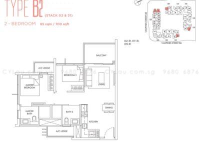 the-alps-residences-2-bedroom-b2
