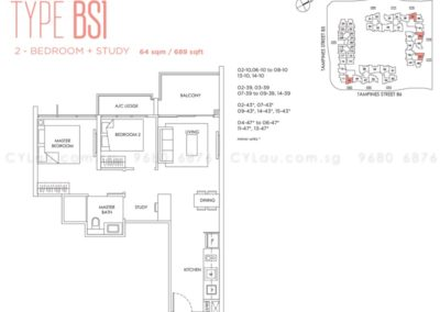 the-alps-residences-2-study