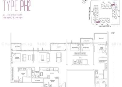 the-alps-residences-penthouse-4-bedroom