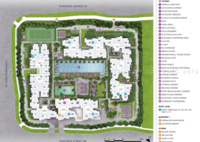 the-alps-residences-site-plan-level-1